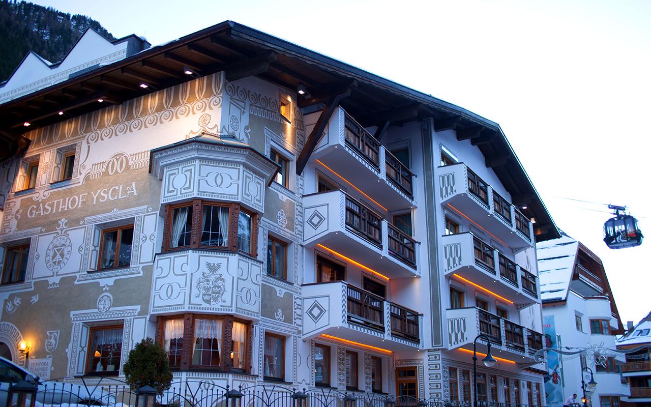 Hotel Yscla, Ischgl