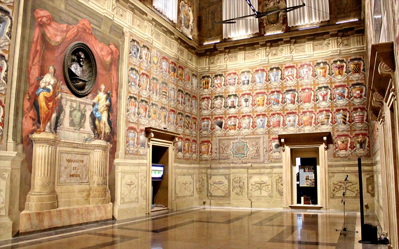Salla Urbana Palazzo d'Accursio, Bologna