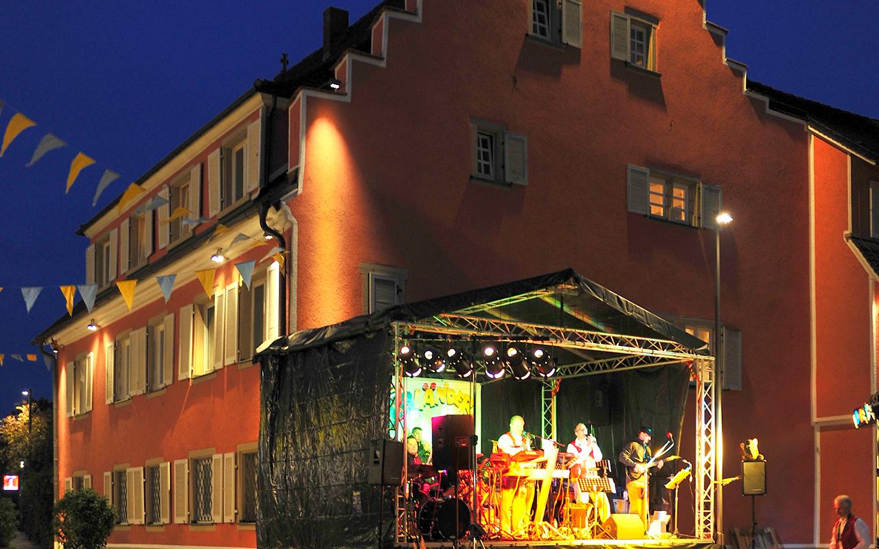 Stadtbeleuchtung, Bad Krozingen