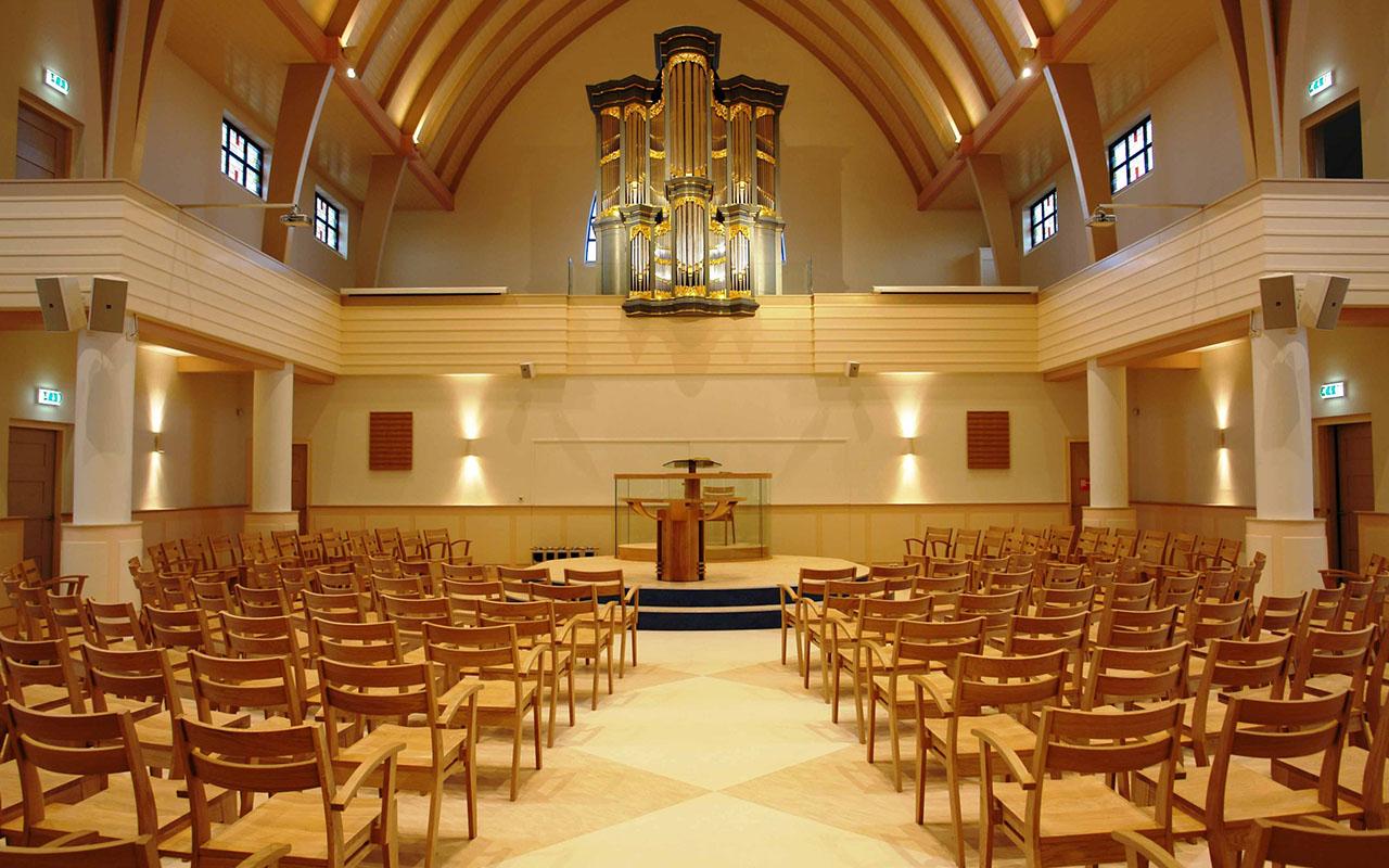 GKV Kirche, Harlingen