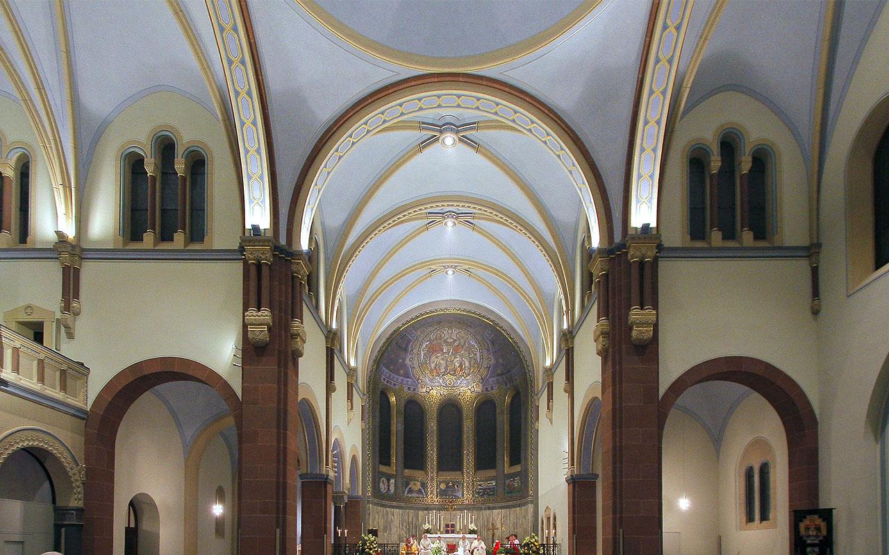 Kirche Herz Jesu, Aachen