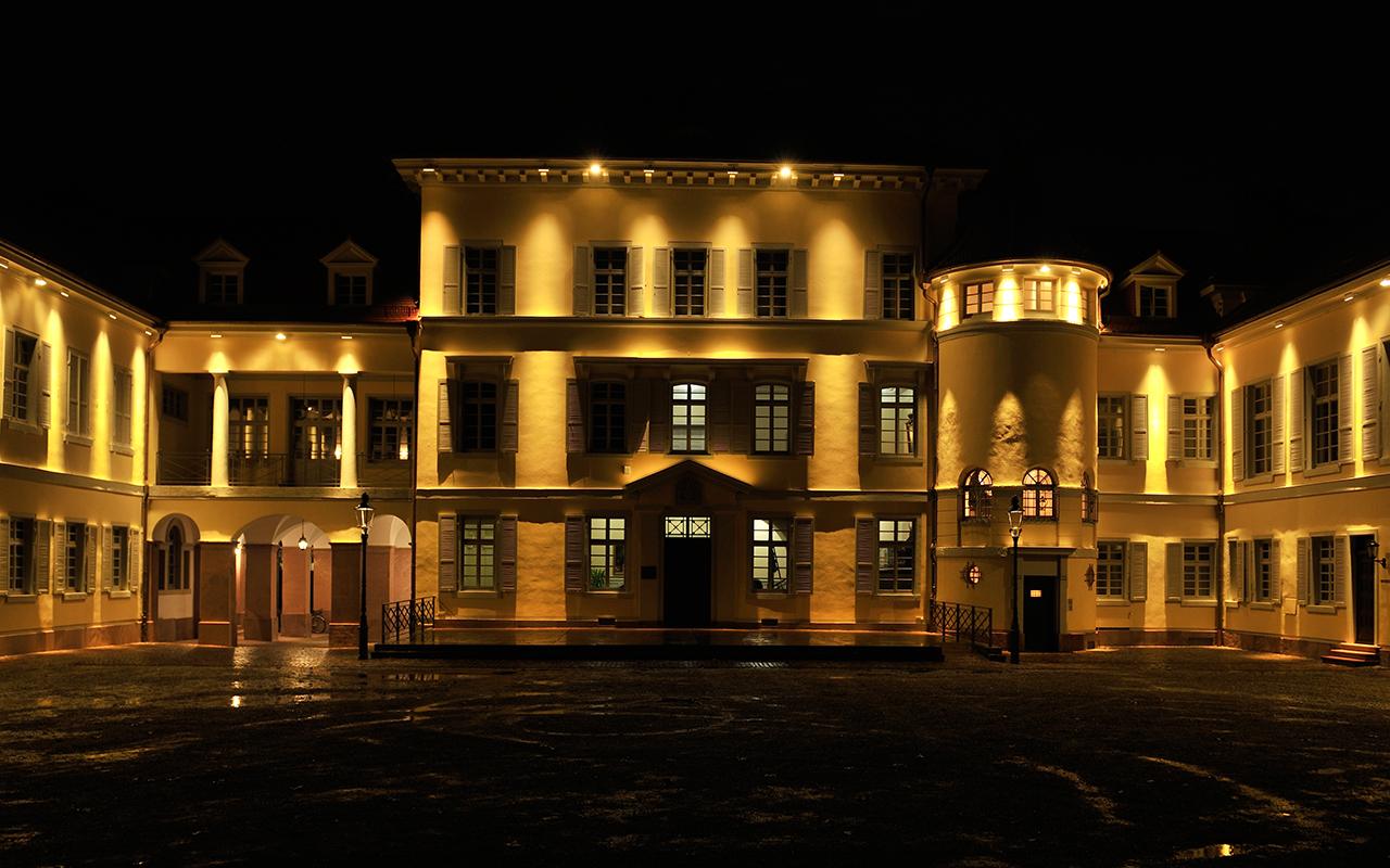 Schloss, Neckarhausen