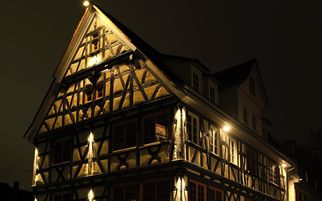 Stadtbeleuchtung, Sindelfingen