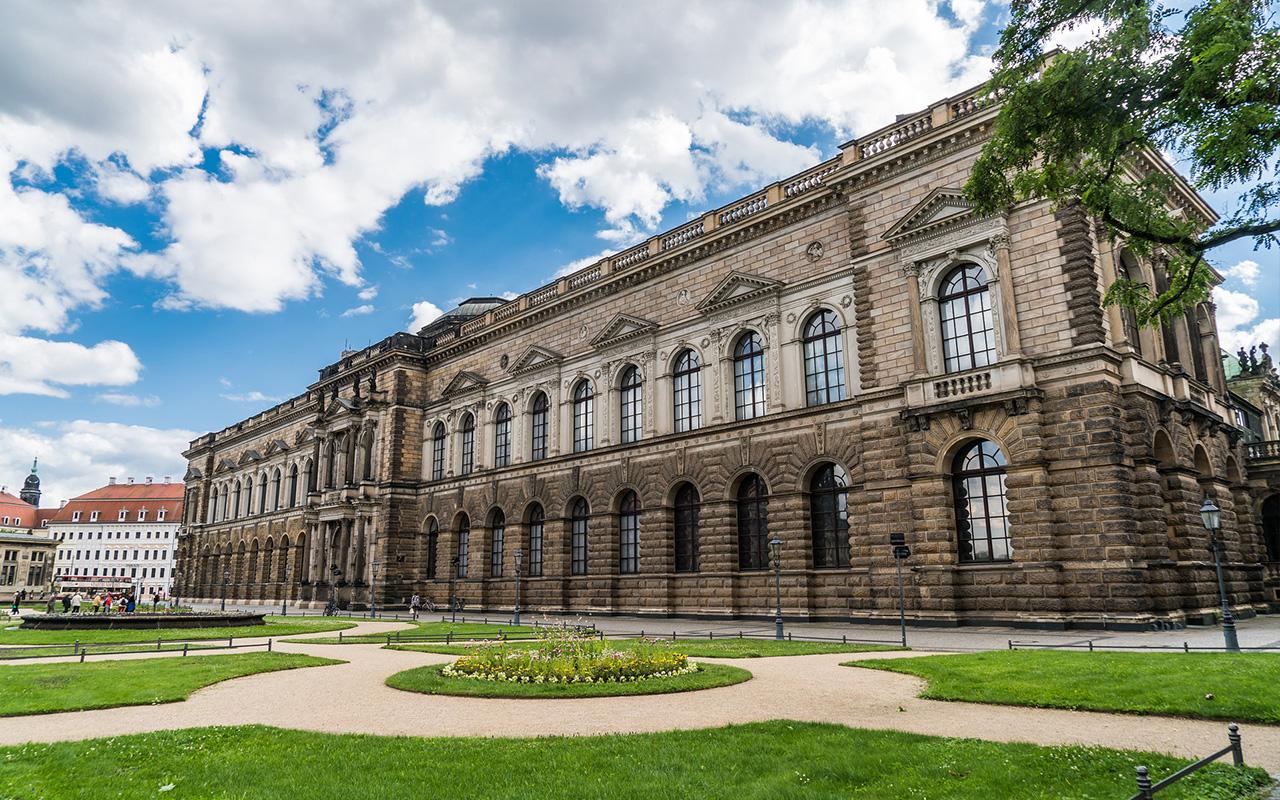 Galerie der Alten Meister, Dresden