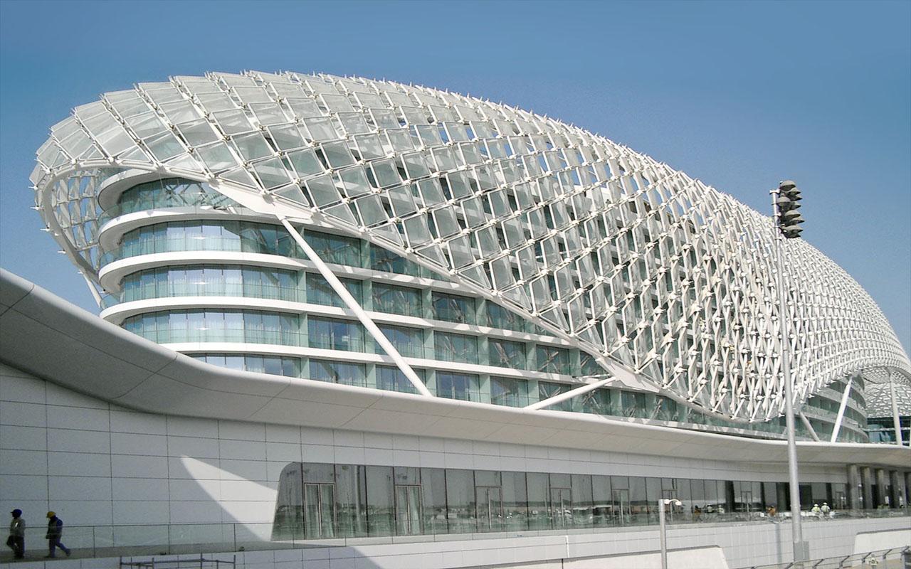 Yas Island Marina Hotel, Abu Dhabi