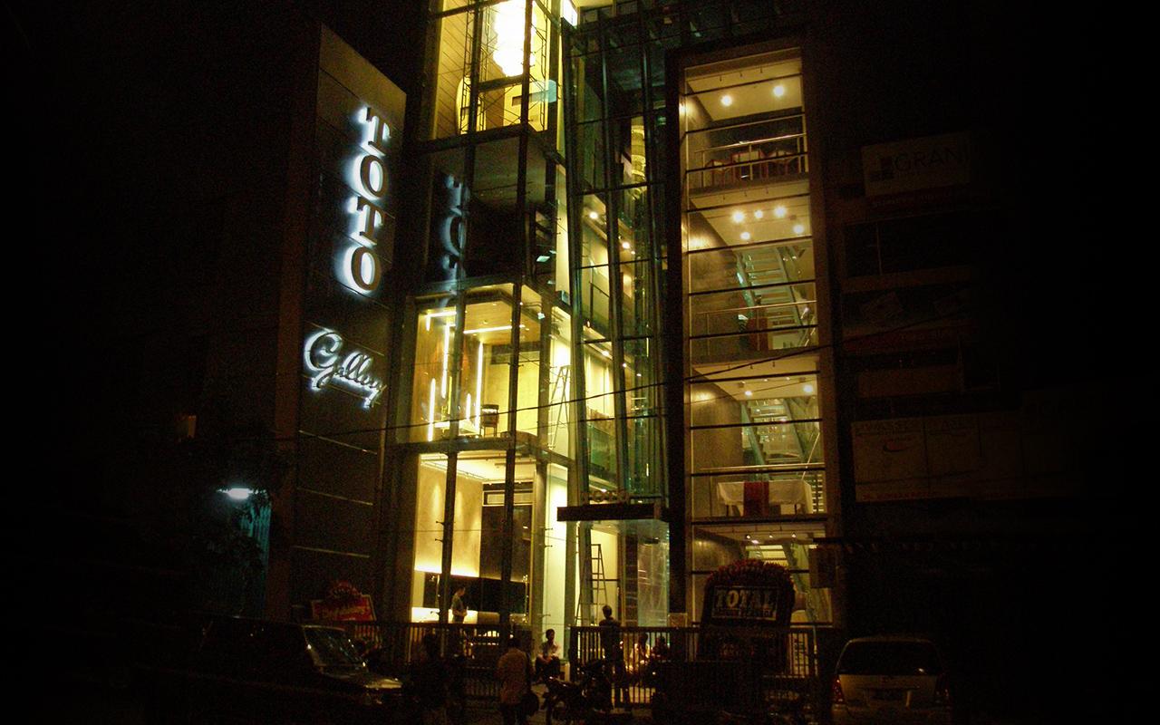 Showroom Toto, Jakarta