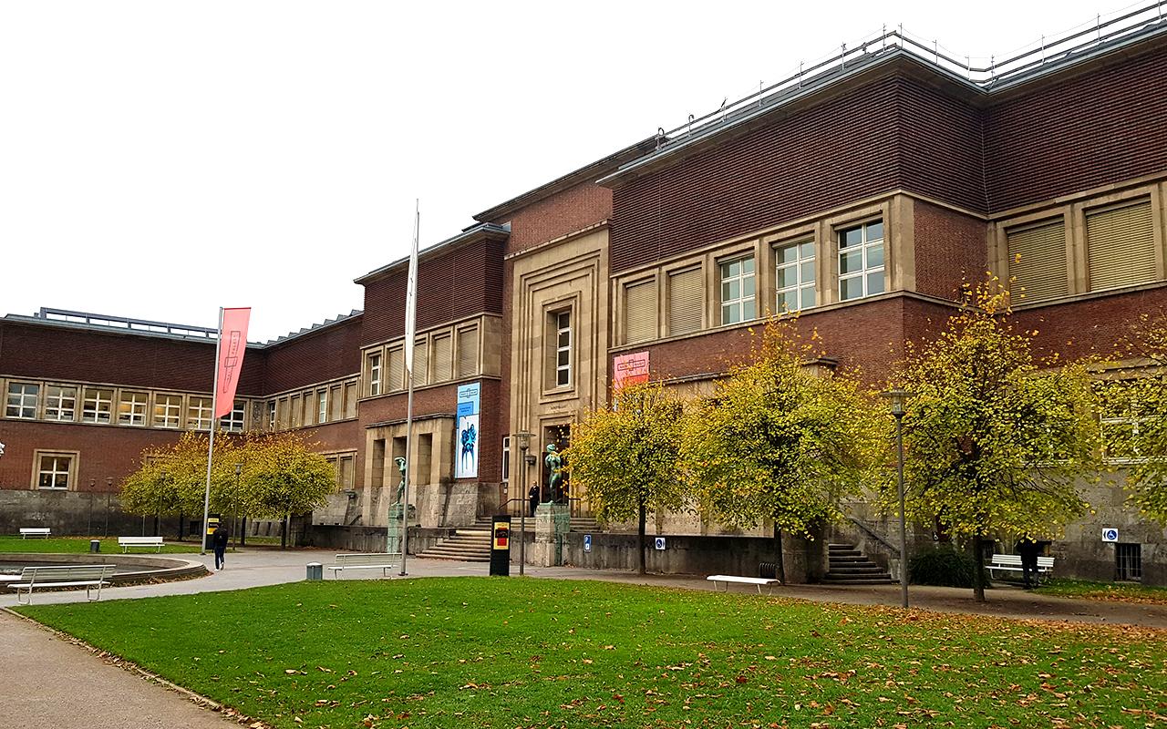 Glasmuseum, Düsseldorf