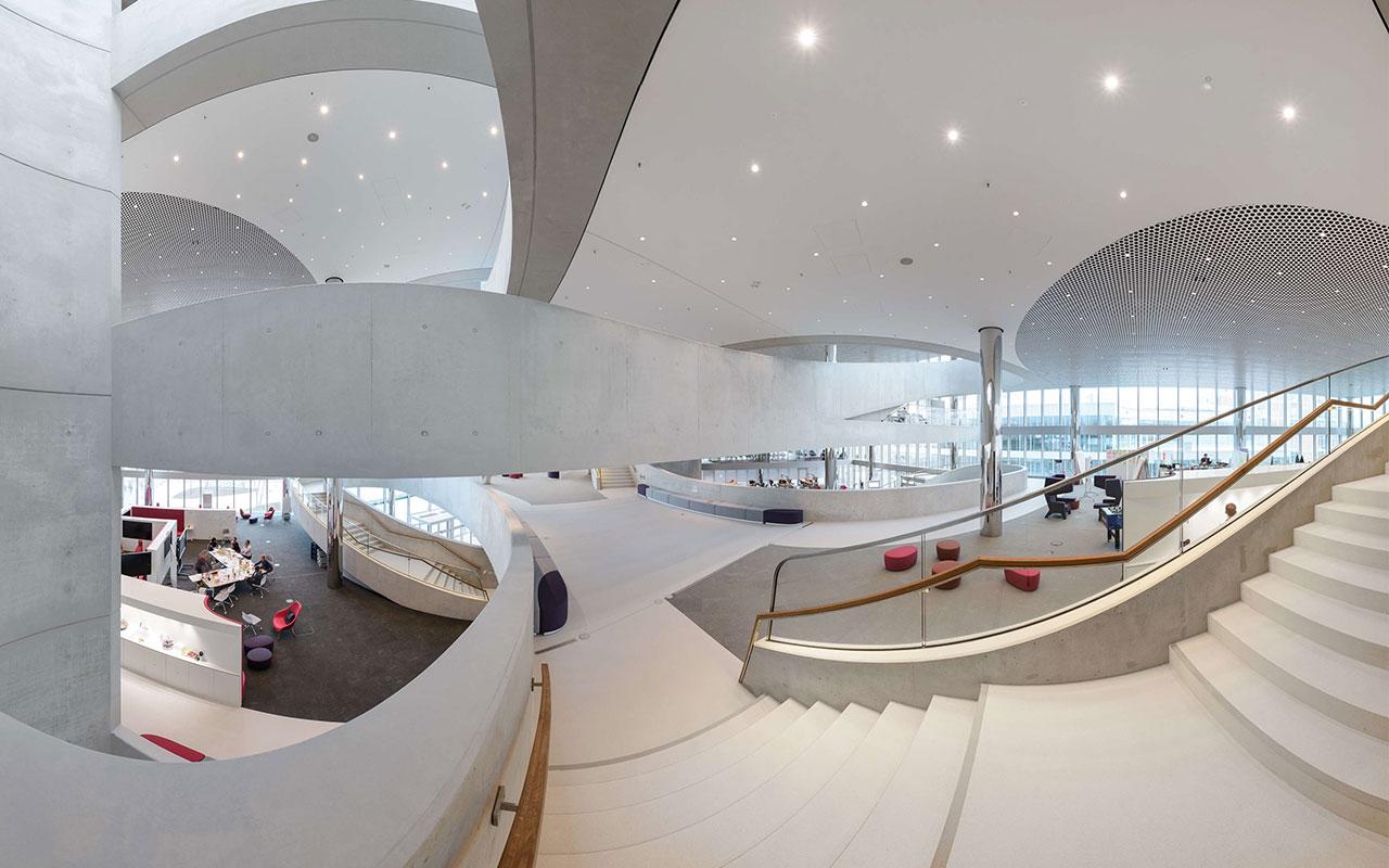 Merck Innovation Center, Darmstadt