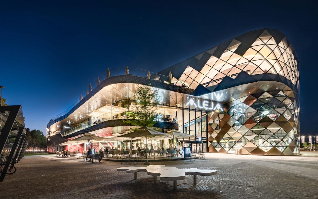 ALEJA Shopping Center, Ljubljana, Slovenia